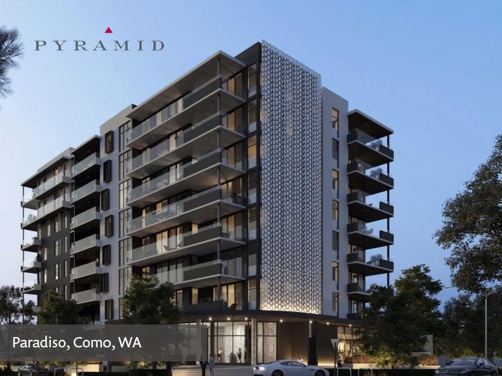 Paradiso Apartments (D&C)