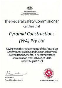 Federal Accreditation Certificate.jpg