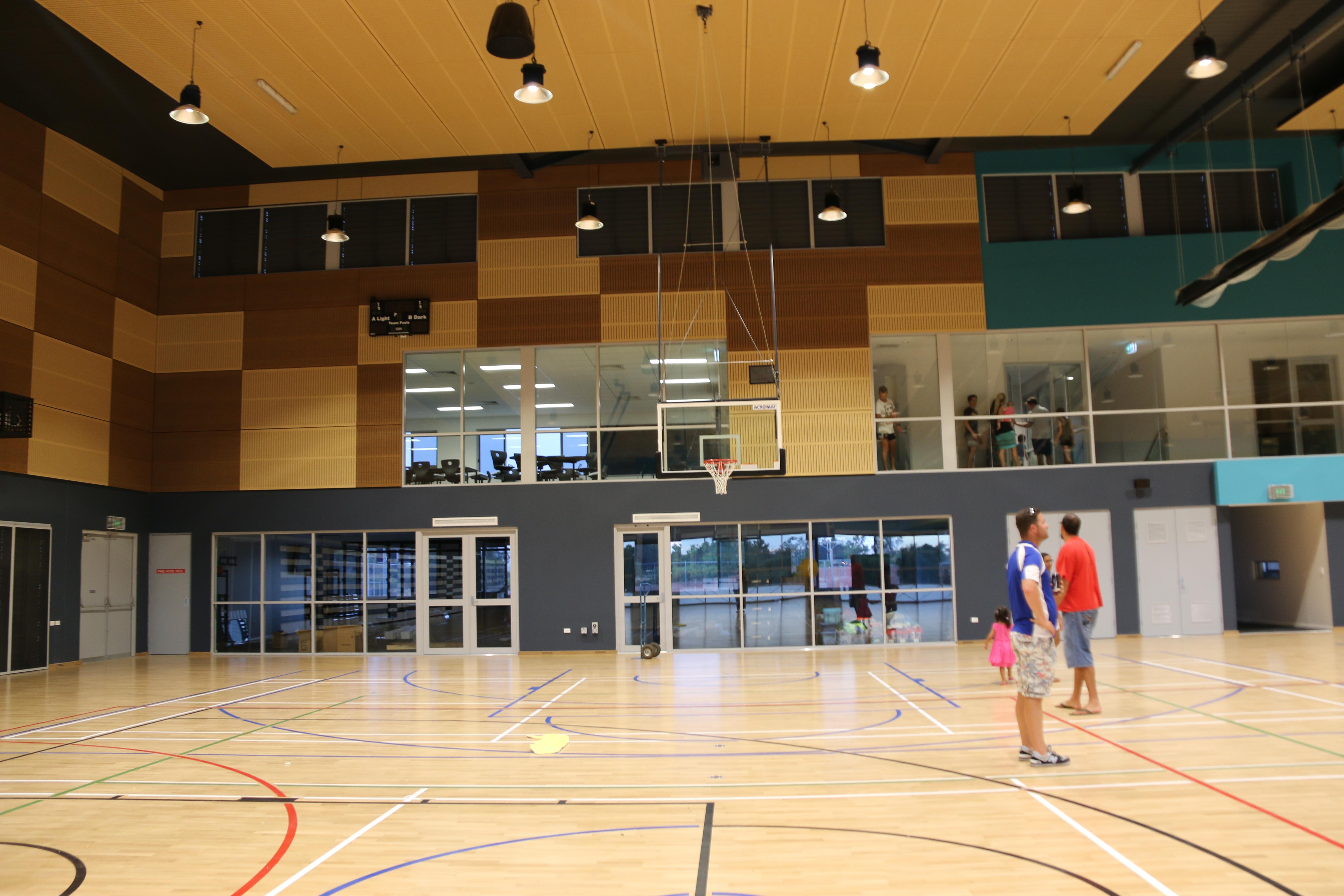 Emmanuel Catholic College Sports & Arts Centre