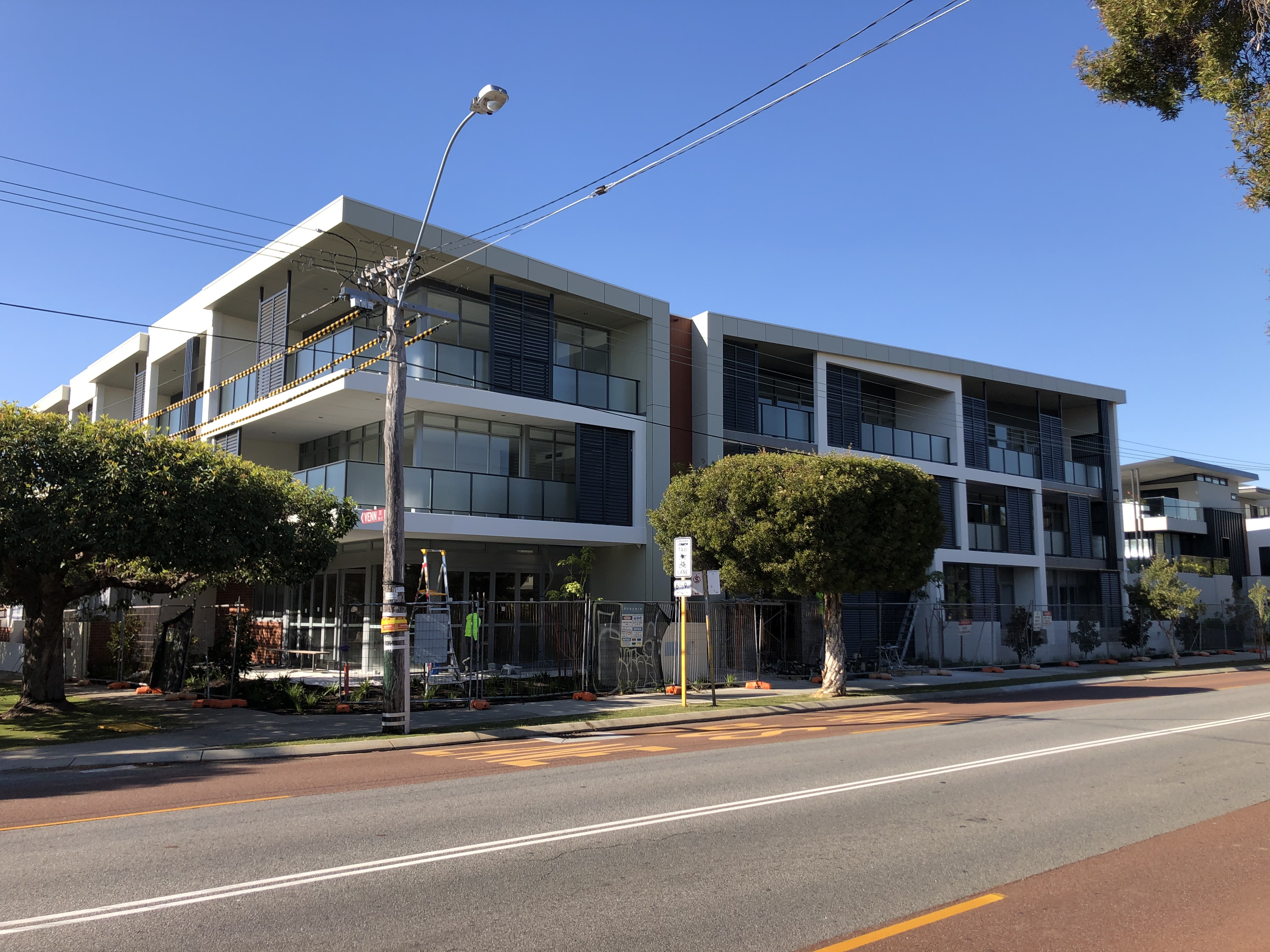Fitzgerald Street Apartments