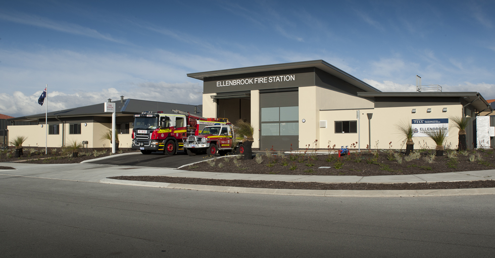 Ellenbrook Fire Station