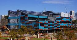 Greenskills Trade Training Centre, Central TAFE
