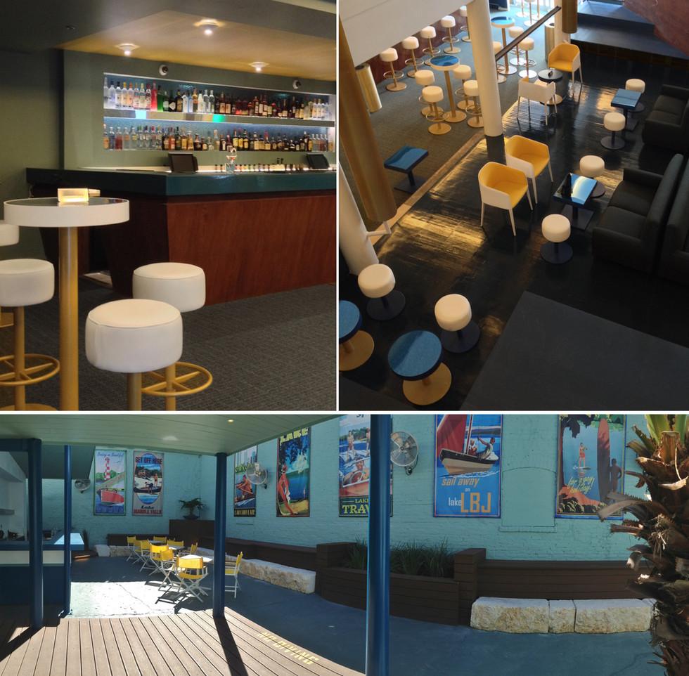 Highland Lounge - Finish Details