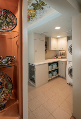 Laundry + Craft + Mudroom