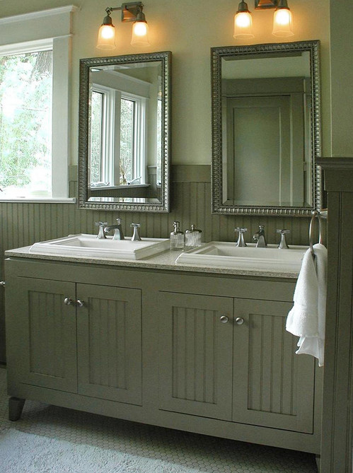 Bungalow Master Bath Addition