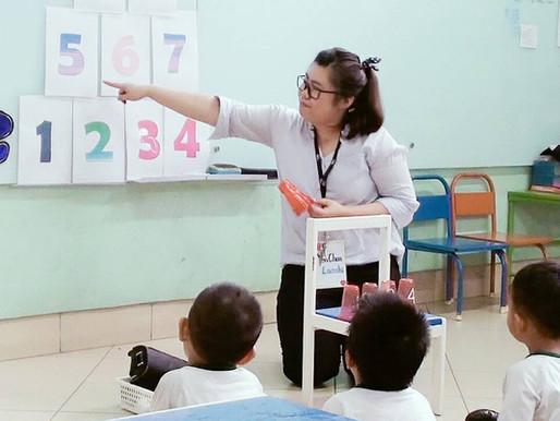 華語教學活動|疊杯學中文數字🔢