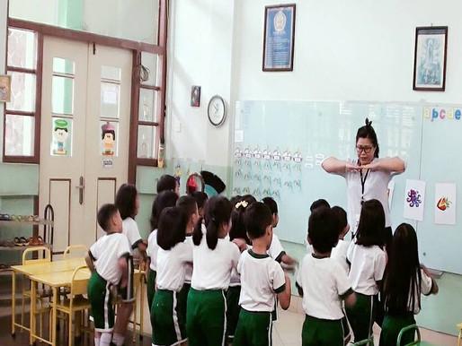 華語教學活動|幼兒奧福音樂學中文🎵