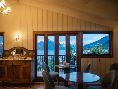 Queenstown House Boutique Bed & Breakfast