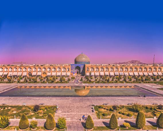 Naqsh-e Jahan Square (Imam Square)