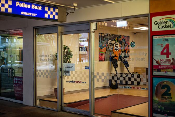 Police Office in Brisbane