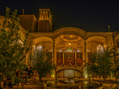 Morshedi House in Kashan