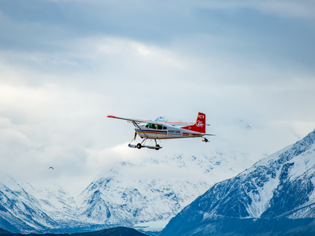 Mt Cook, Snow & Scenic Flights