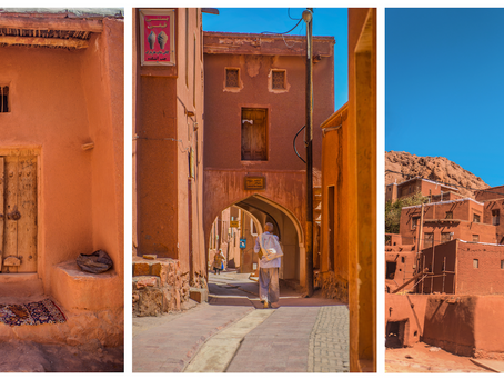 Abyaneh Red Clay Village, Iran