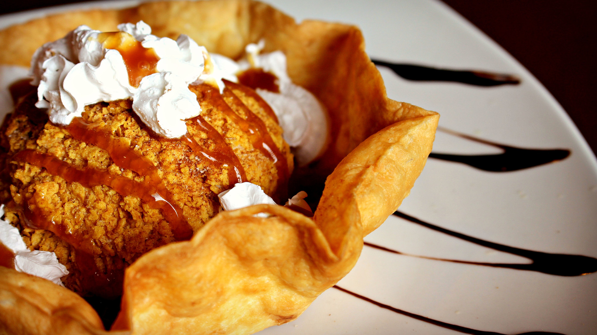 fried ice cream_