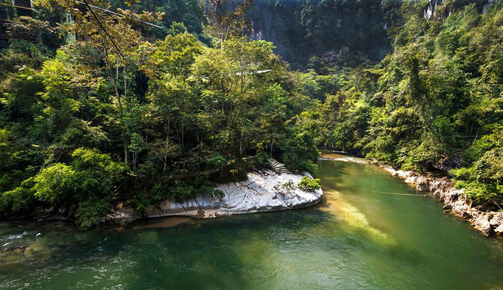 Reserva Natural Rio Claro