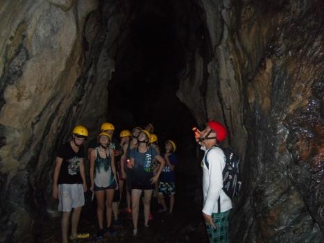 Caverna de Guacharos El Condor