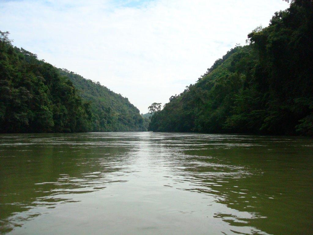 7 ríos cristalinos