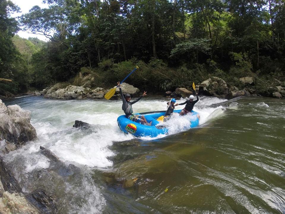 super rafting rio claro