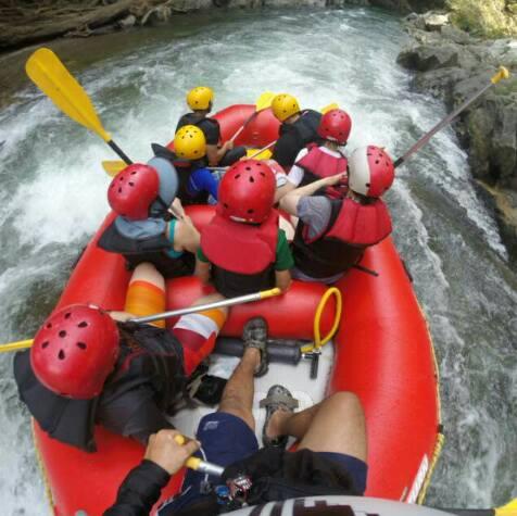 Rafting ruta 2 rio claro