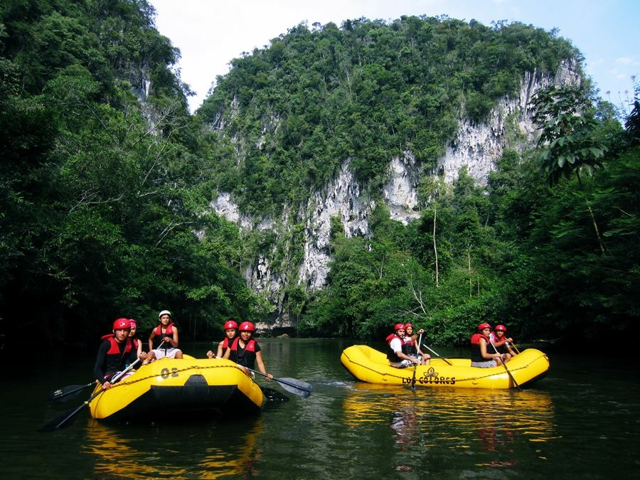 rafting rio claro Antioquia