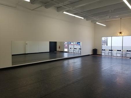 dance studio calgary