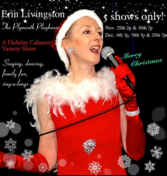 Erin Santa bust final singing into mic c