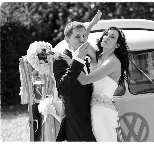 Vintage Vdub Weddings