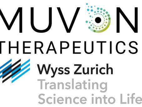 MUVON is being accelerated by Wyss Zurich