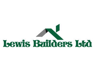 Lewis Builders new website launch