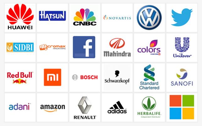 Sponsers Client Logos