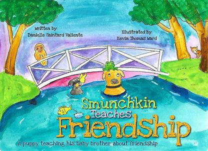 Smunchkin Teaches Friendship