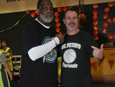 St. Peter's All-Star Basketball Day