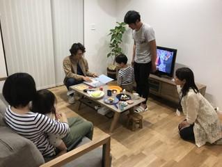 和歌山市A様邸にてお食事会✨