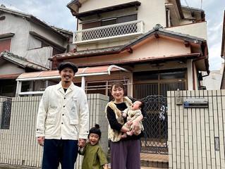 和歌山市Mさま思いでHOUSE記念撮影