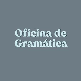 Oficina de Gramática