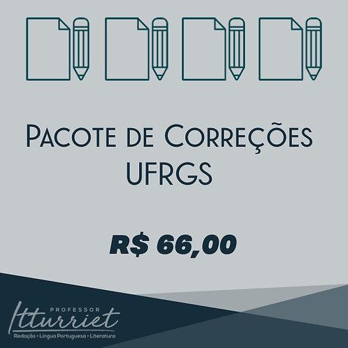 Pacote de Correções UFRGS