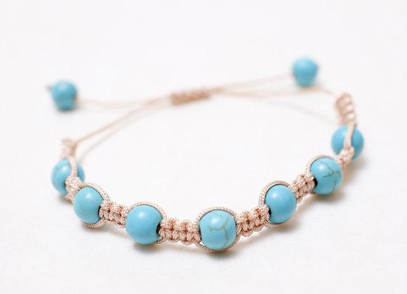 Stone Blue Bracelet