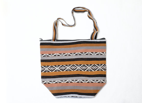 Peruvian Bag -Zipped