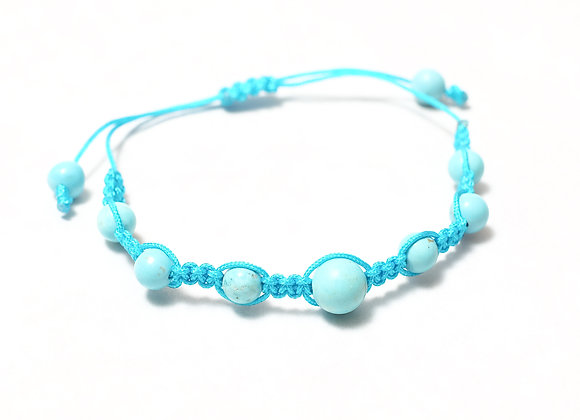 Turquoise Teal Bracelet