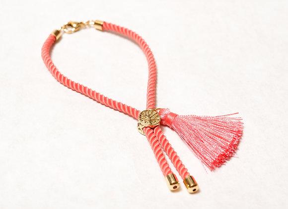 Red Tassel Bracelet