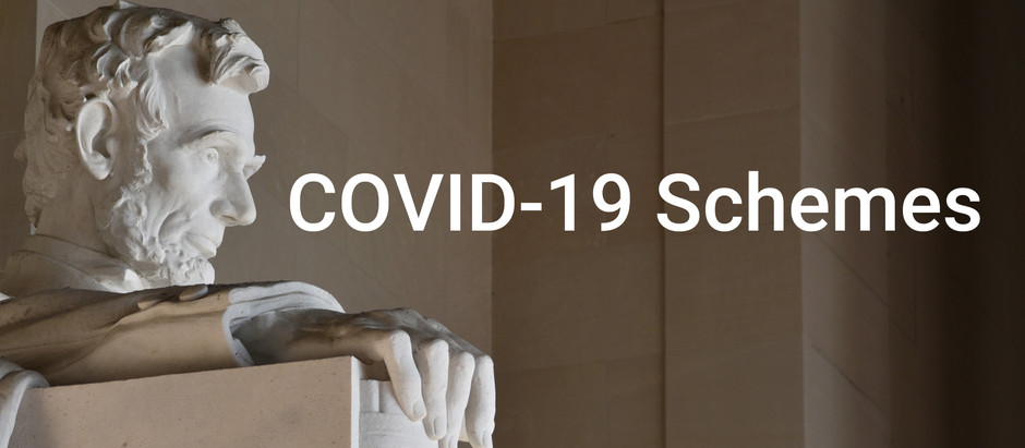 Current COVID-19 Scams