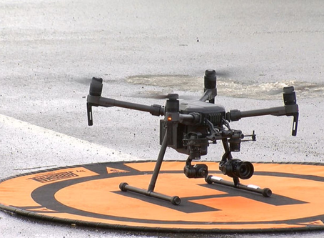 Drones increase efficiency, safety for one local business