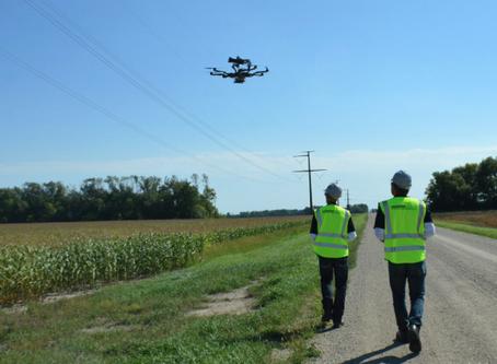 Sharper Shape, SkySkopes, Xcel Energy explore uses of long drone flights