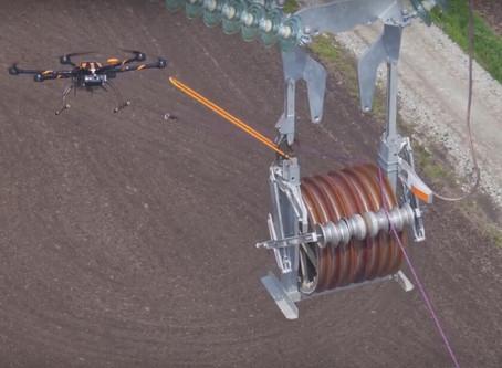 Sharper Shape and SkySkopes pull power lines
