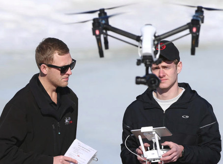 Taking flight: SkySkopes opens first-of-its-kind drone academy to public