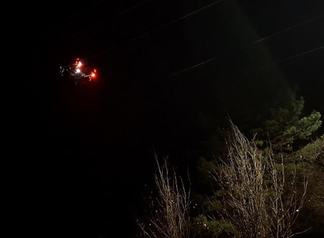 Grand Forks company among first to fly drones at night