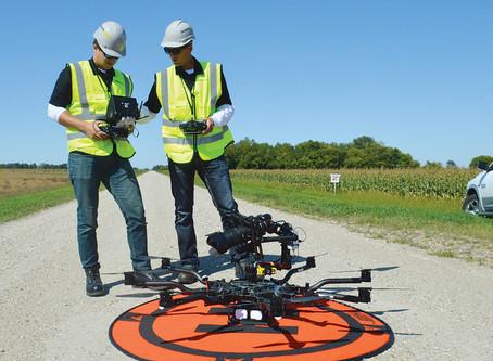SkySkopes seeks Minot MAGIC Fund assistance for UAS operation