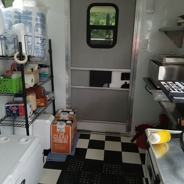 The Commercial Kitchen on Wheels!