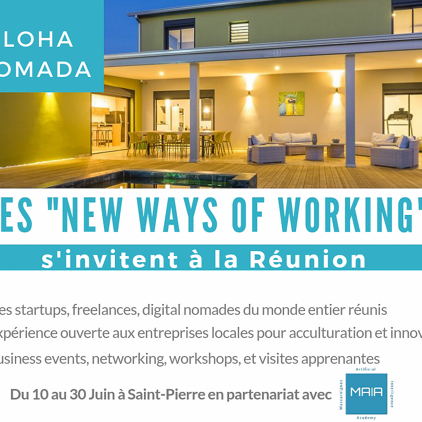 """LES """"NEW WAYS OF WORKING"""""""