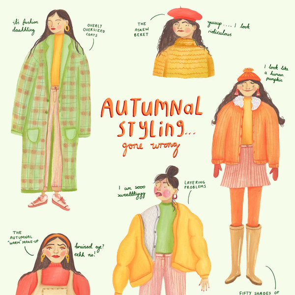 Autumnal Fashion